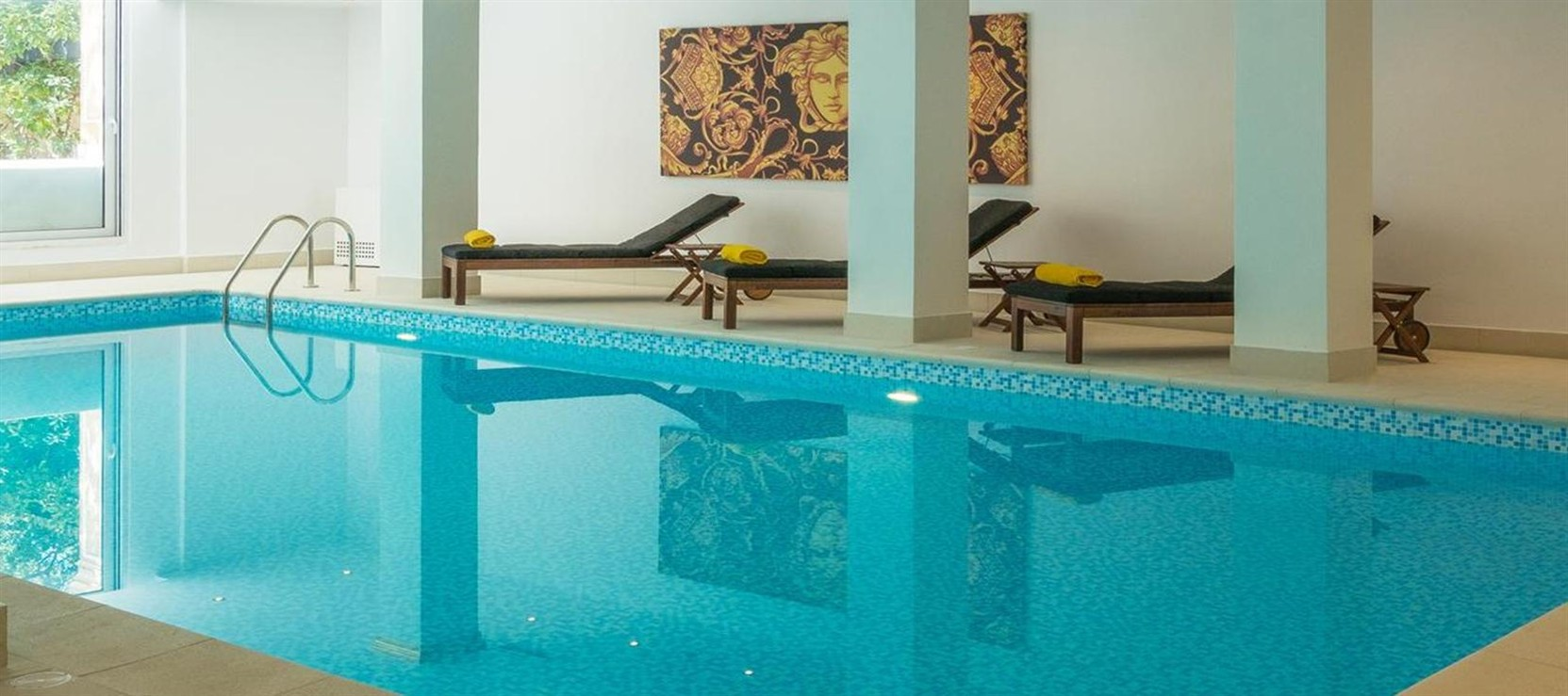 ORLOFF SPA AT THEOXENIA PALACE