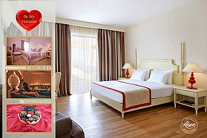 VALENTINΕS DAY at Alkyon Resort Hotel & Spa, Korinthia