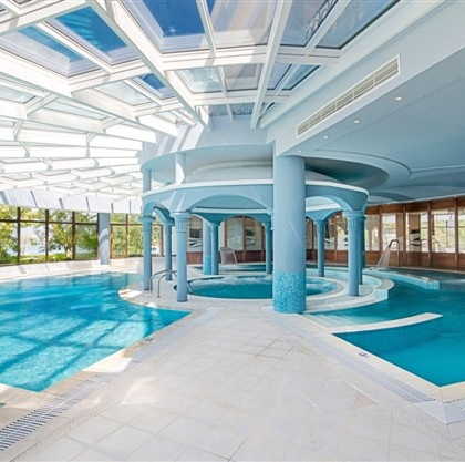 Thermal Spa Ηotels in Greece